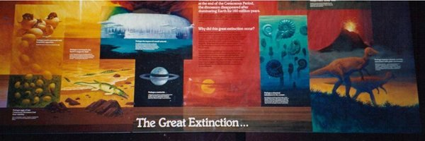 The Great Extinction