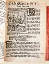 Tyndale Woodcut