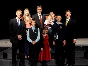 The Romeike Family