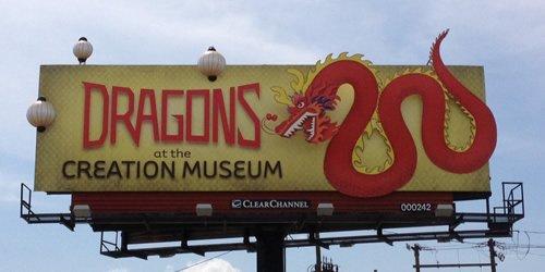 Dragon Billboard