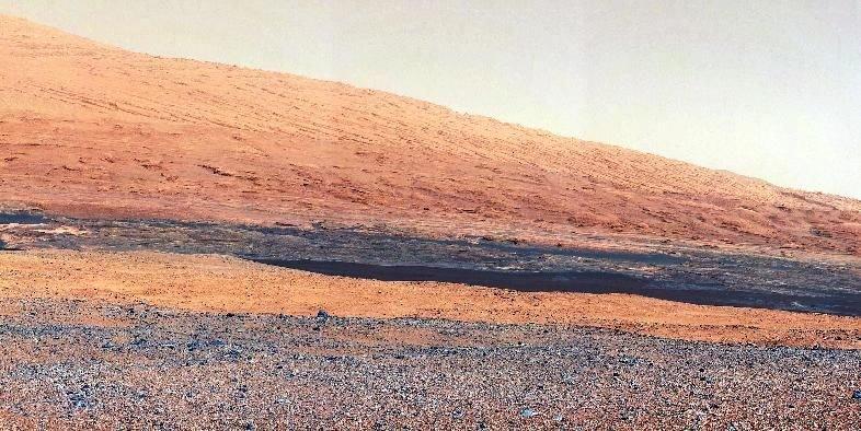 Mars Mt. Sharp