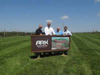 Chuck Smith tours the Ark Encounter property