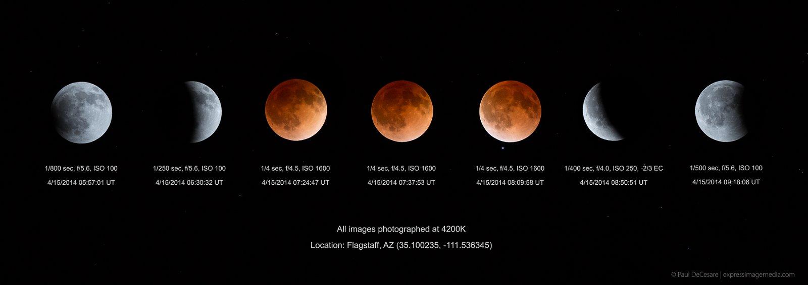 Moon Montage