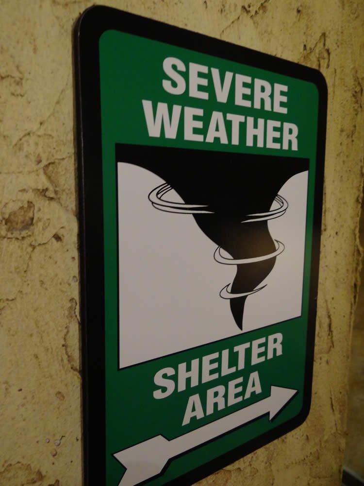 StormReady Sign