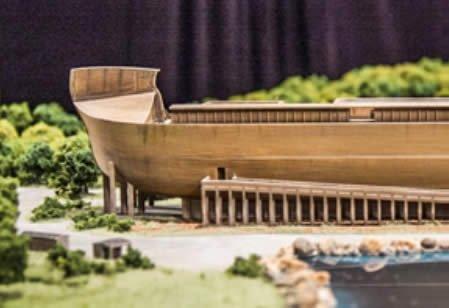 Door of the Ark