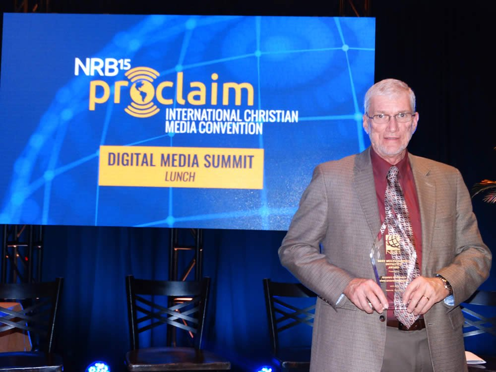 Ken Ham at the NRB convention