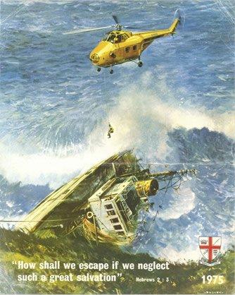 Crusader Bible Class Poster