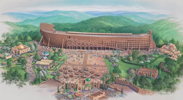 Ark Encounter Phase One
