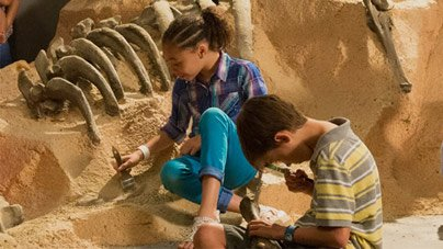 Jurassic World Dig Site