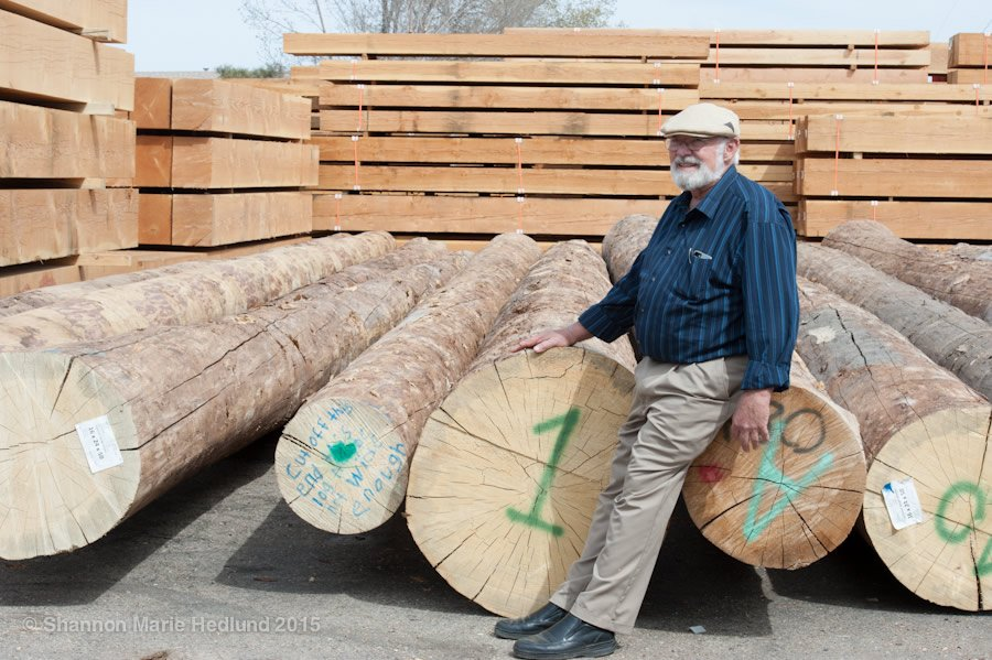 Lumber in Colorado