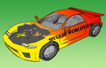 Under the Hood: Secular Worldview