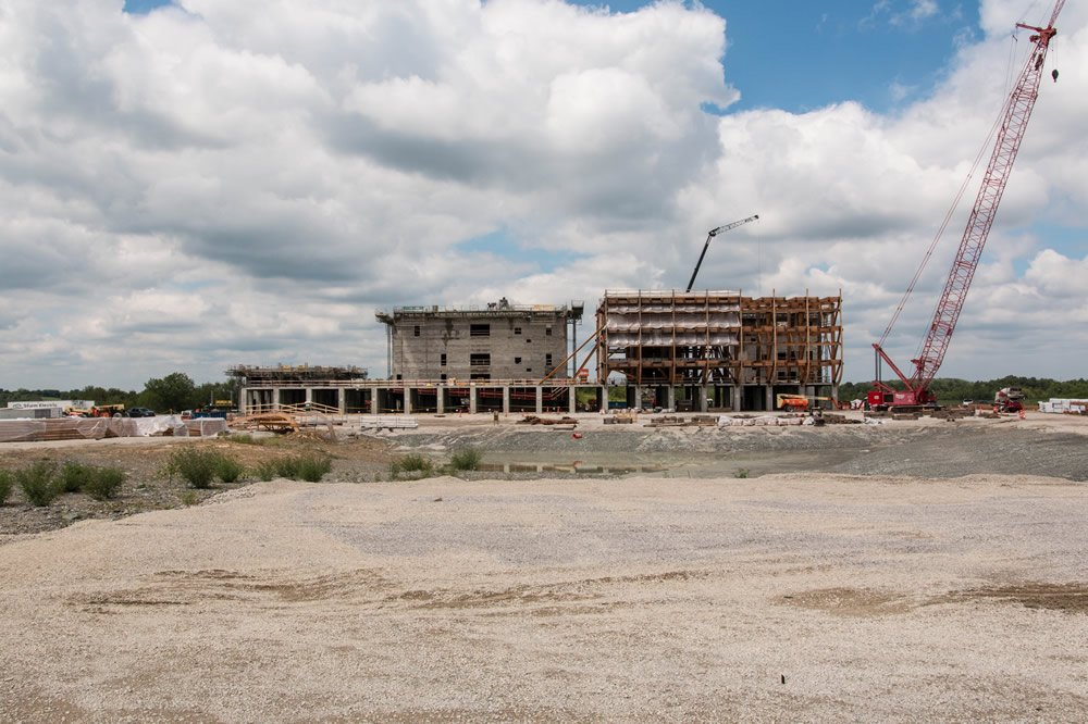 Ark Construction Site