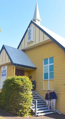 Sunnybrook church