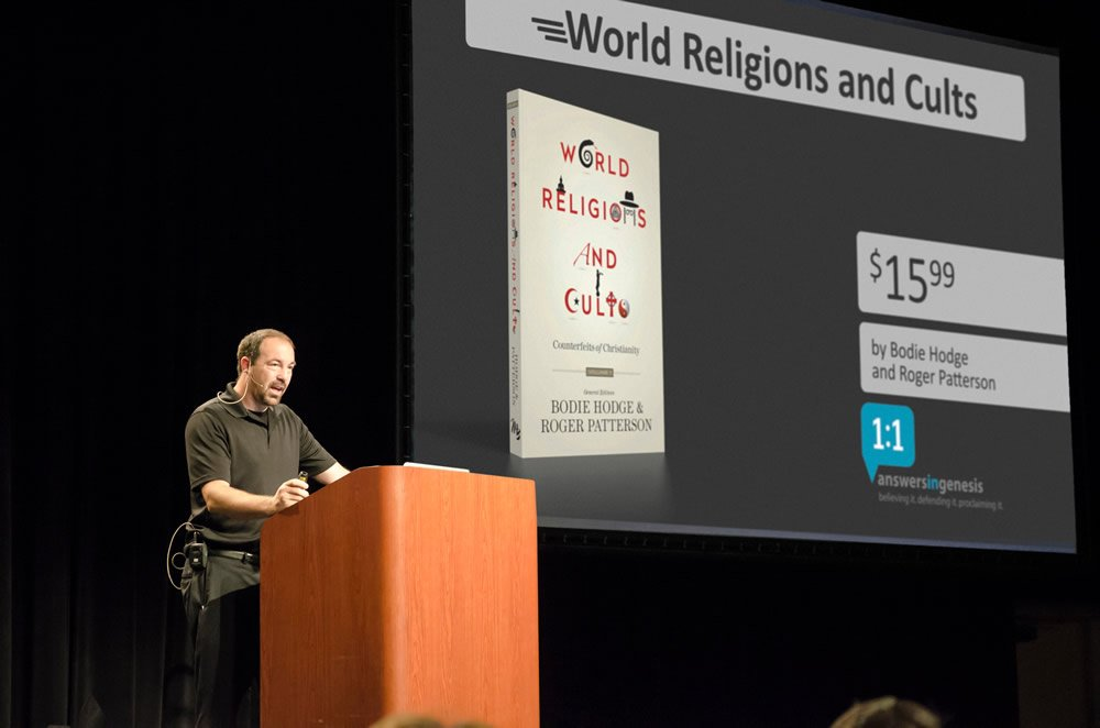 Bodie Hodge Presents World Religions and Cults