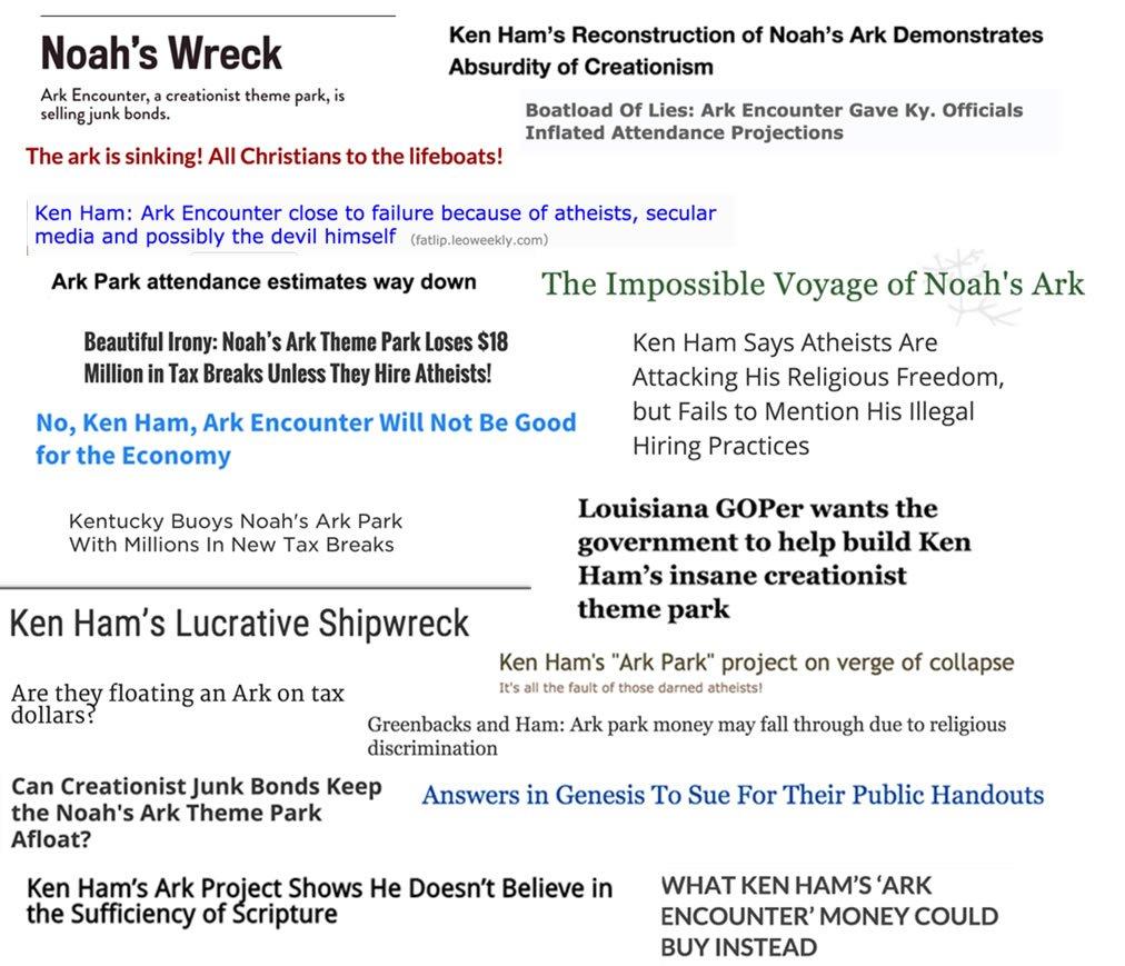 Ark Headlines