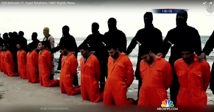 ISIS Executes Christians