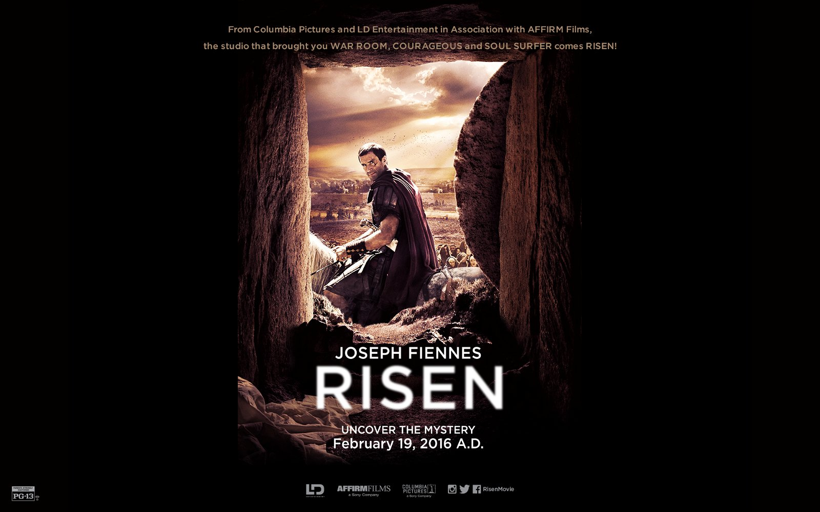 Risen Movie Upholds Scripture