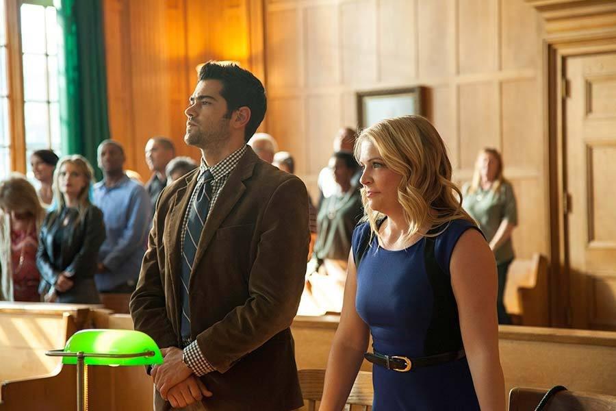 God's Not Dead 2, Courtroom Scene