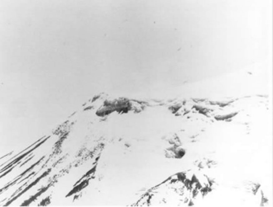Northwest Side of Mount Ararat