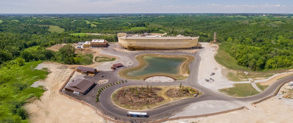 Ark Encounter Panorama