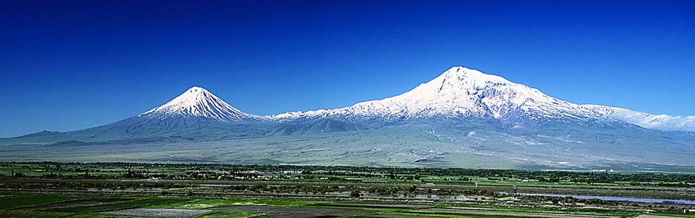 Two Peaks of Ararat