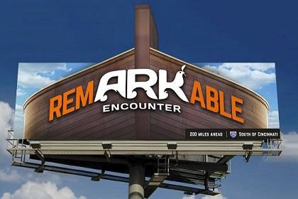 Ark Encounter Billboard