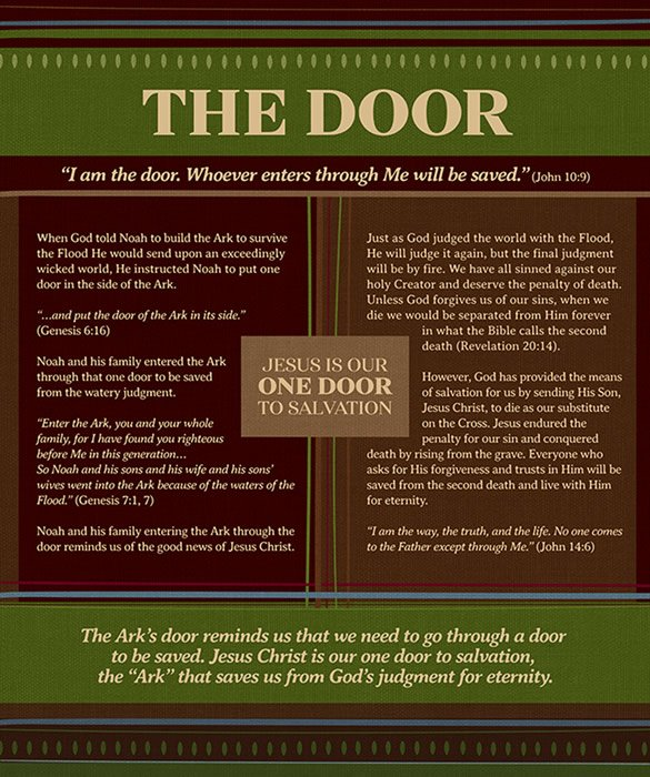 Jesus the Door