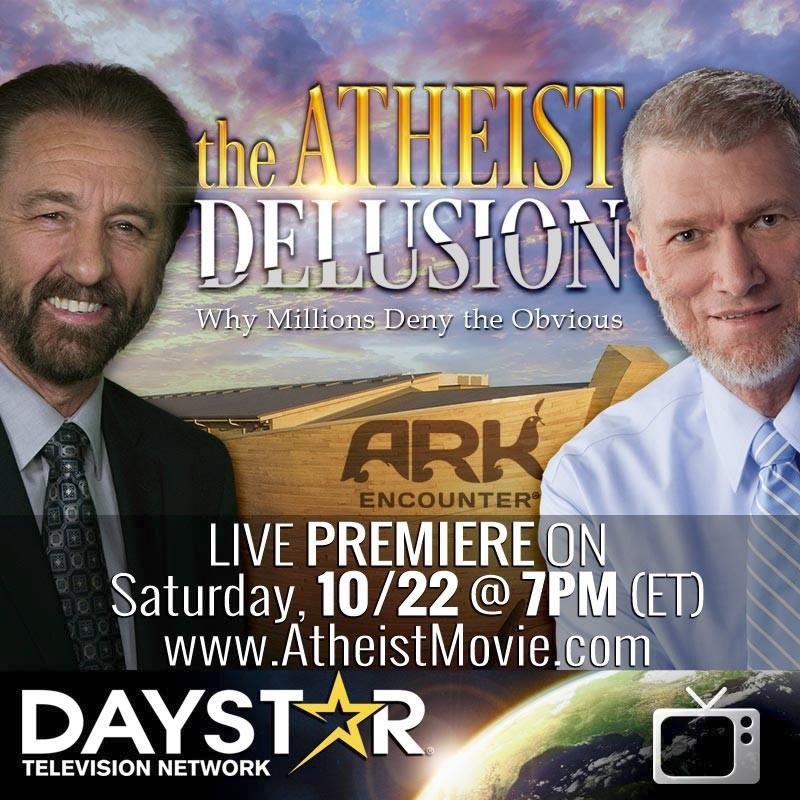 The Atheist Delusion Live Premiere