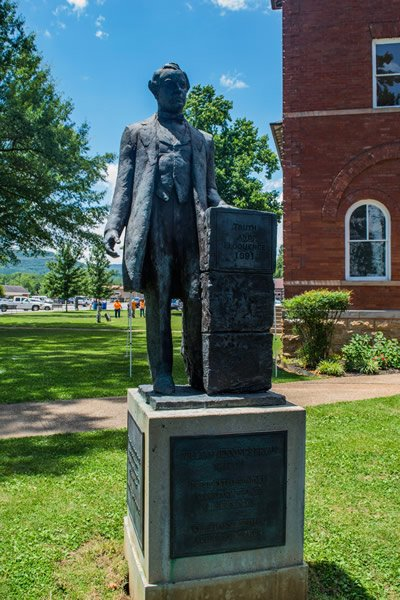 William Jennings Bryan Statue