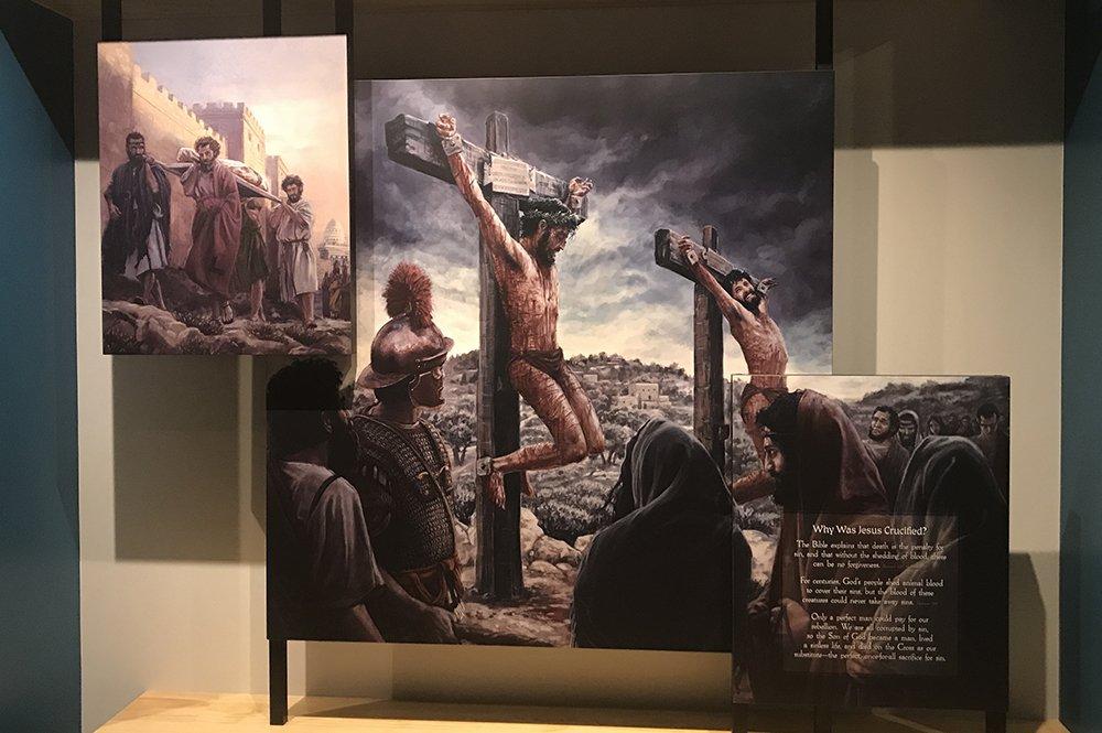 Crucifixion Scene