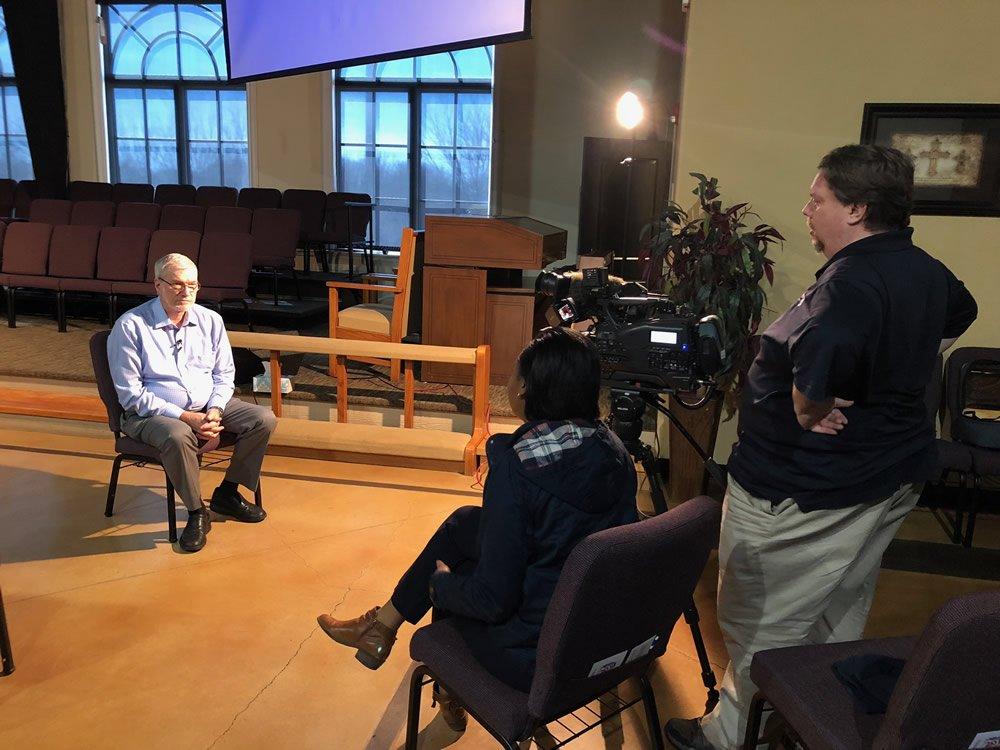 Ken Ham Interviewed in Oklahoma