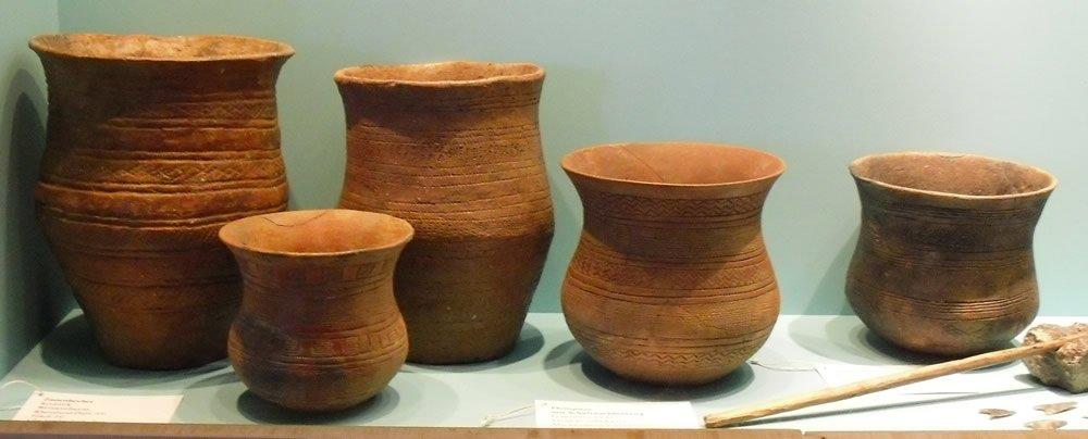 Bell Beaker Pottery