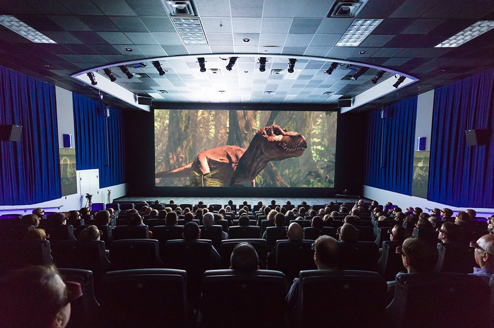 The 4D Special Effects Theater