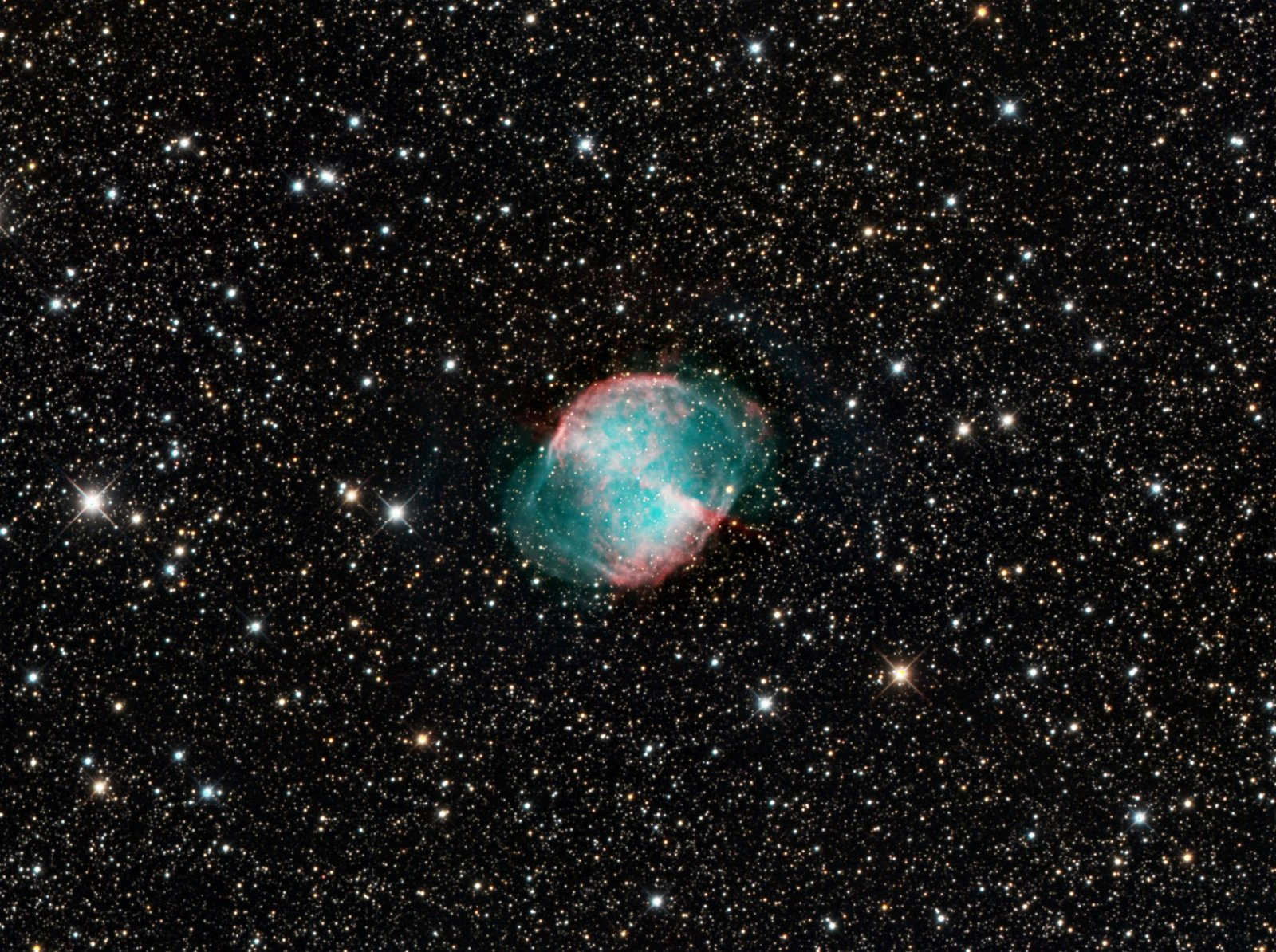Dumb Bell Nebula