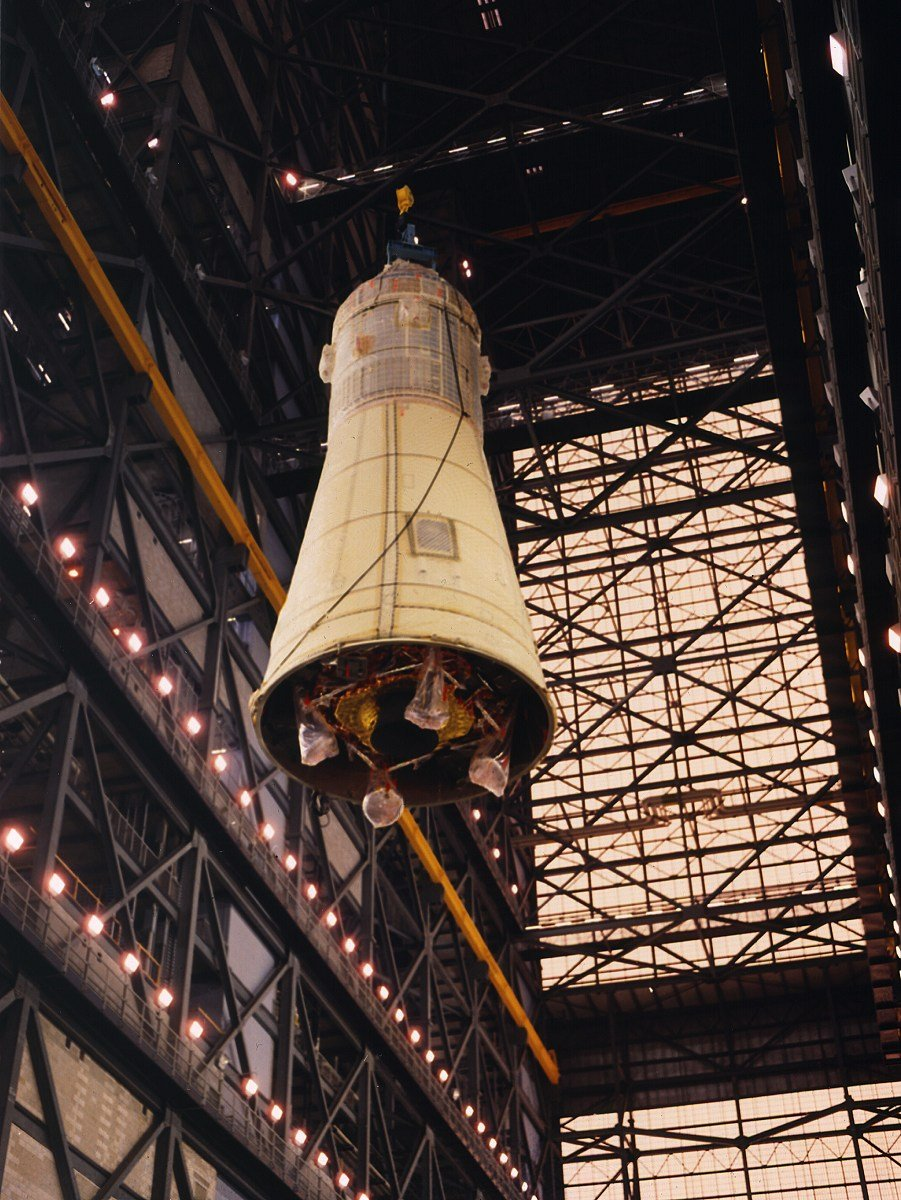 Apollo11 assembly