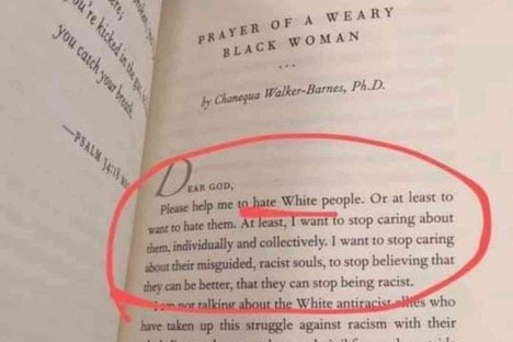 Dr. Walker-Barnes Racism