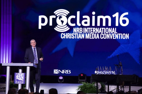 Ken Ham Speaking at NRB Convention 2016
