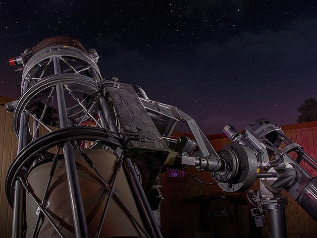 Johnson Telescope