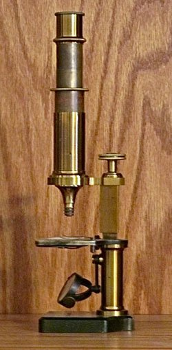 Hartnack Microscope