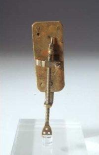 Leeuwenhoek's Microscope