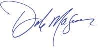 Dale Mason Signature
