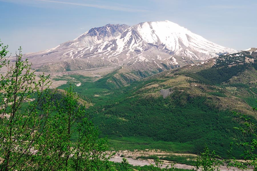 Carbon dating mt st helens