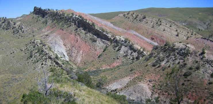 Huge Landslide