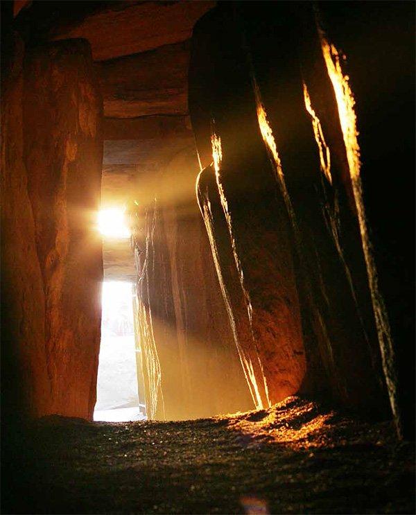 Newgrange Skylight