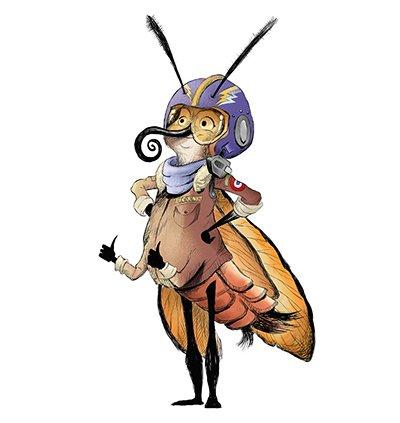 Moth Pilot