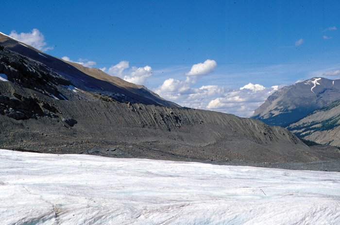 Lateral Moraine