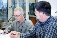 Mike Matthews and Patrick Marsh