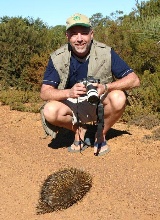 Dr. Werner in Australia