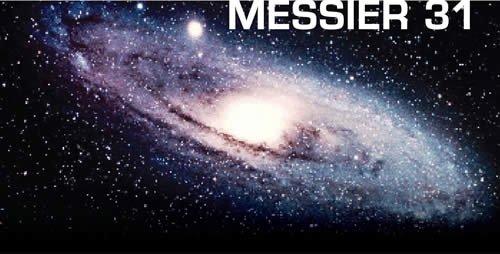 Messier 31 galaxy