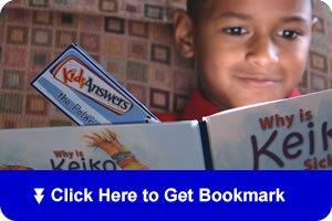 Download bookmark template